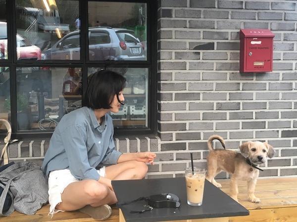 Cô bạn Hàn Quốc tóc ngắn xinh như bước ra từ tiểu thuyết-9