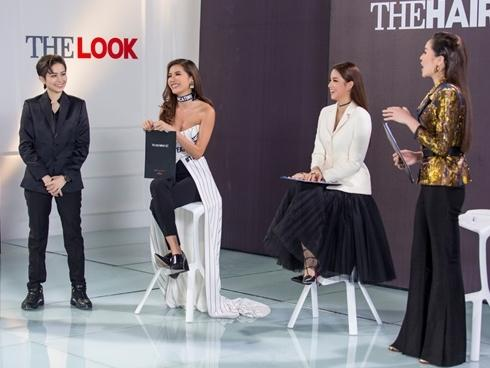 The Look 2017 : Phạm Hương than trời vì mình 'dễ thương' nhưng ai cũng sợ