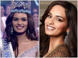 Nhan sắc 'ngắm là mê' của người đẹp Ấn Độ vừa đăng quang Hoa hậu Thế giới 2017