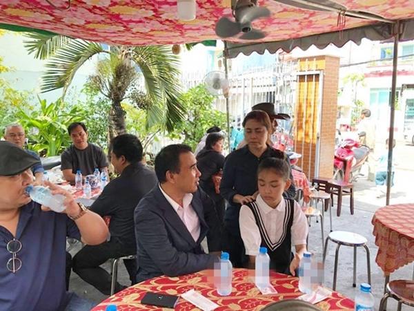 Quyền Linh, Lê Tuấn Anh về Long An viếng Nguyễn Hoàng-3