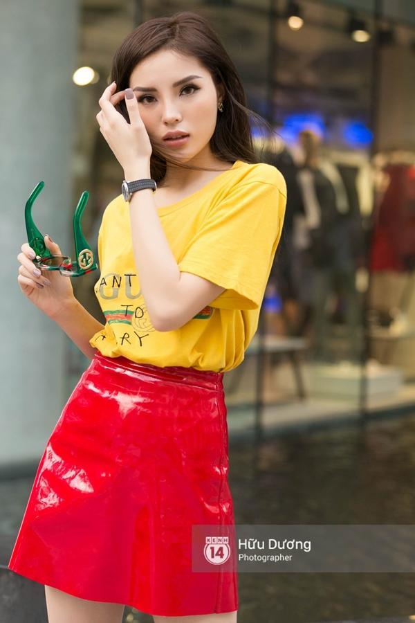 Kỳ Duyên: Phạm Hương là một HLV khá ghê gớm-8