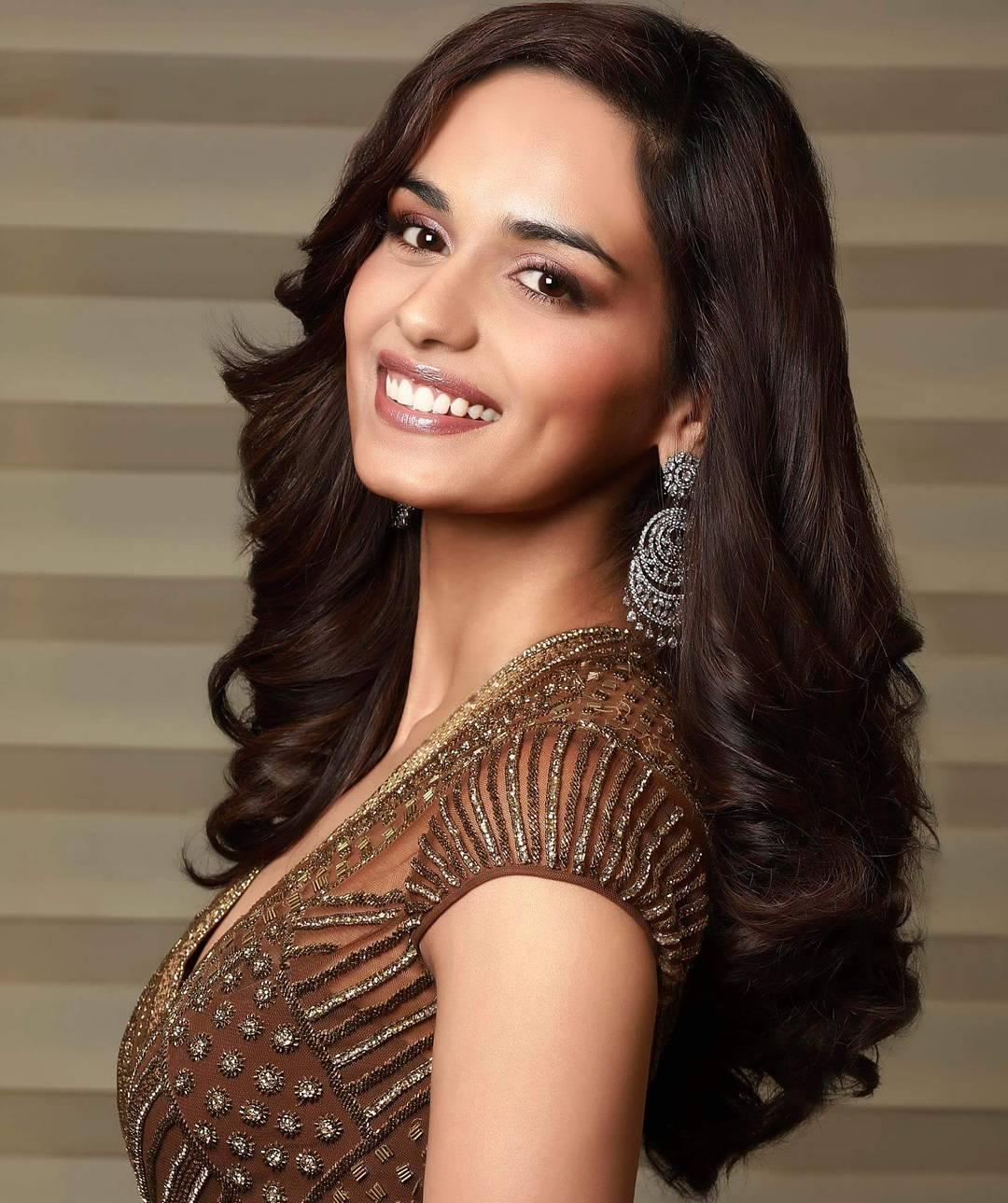 Nhan sắc ngắm là mê của người đẹp Ấn Độ vừa đăng quang Hoa hậu Thế giới 2017-3