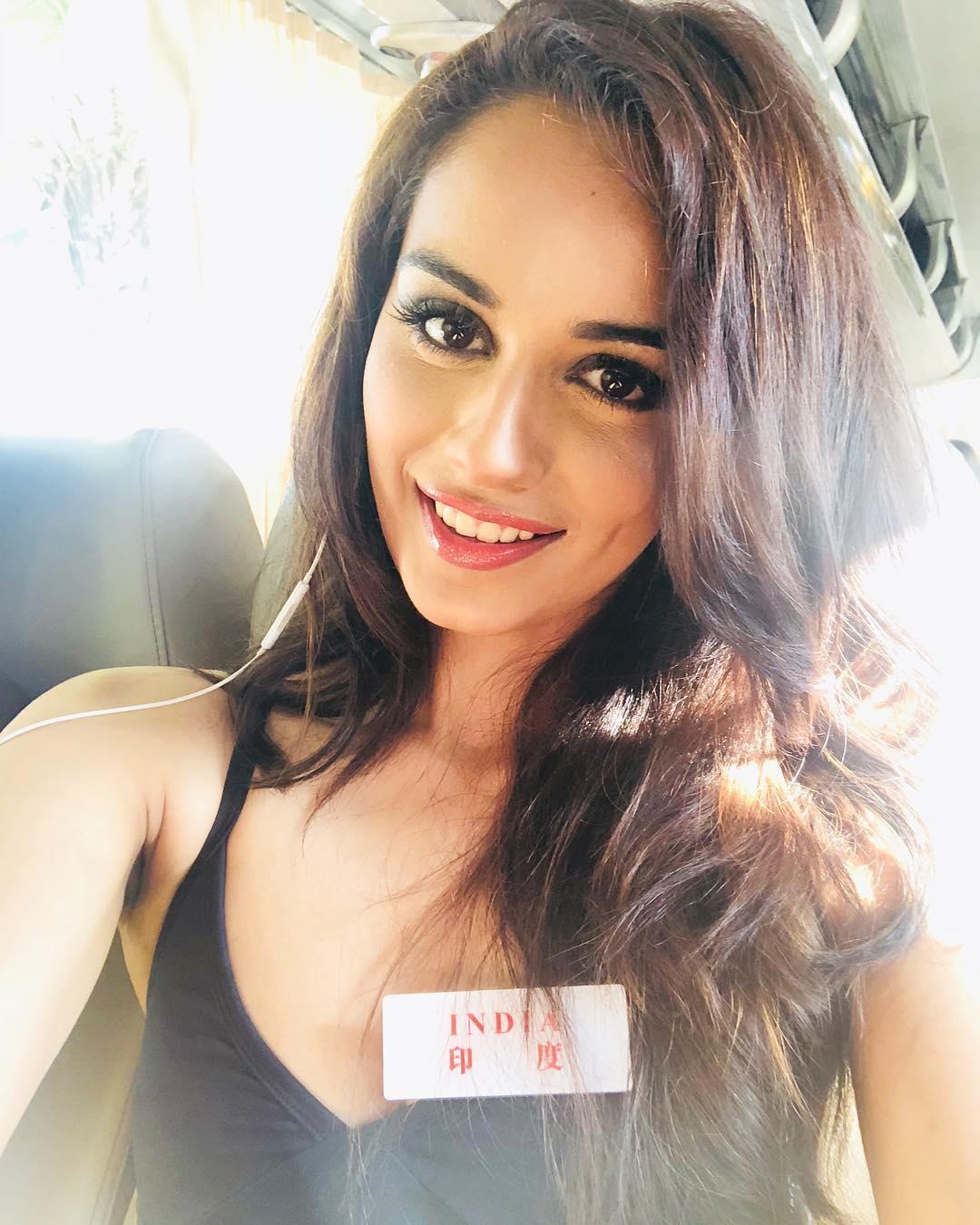 Nhan sắc ngắm là mê của người đẹp Ấn Độ vừa đăng quang Hoa hậu Thế giới 2017-12