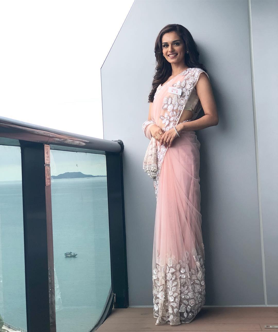 Nhan sắc ngắm là mê của người đẹp Ấn Độ vừa đăng quang Hoa hậu Thế giới 2017-13