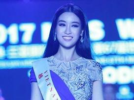Đỗ Mỹ Linh làm nên lịch sử tại Miss World 2017 khi thắng giải 'Hoa hậu Nhân Ái'