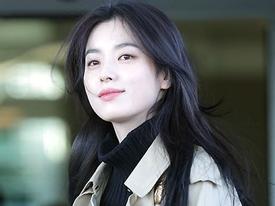 Sải bước ở sân bay, 'mỹ nhân cười đẹp nhất xứ Hàn' Han Hyo Joo tỏa sáng như chụp ảnh tạp chí