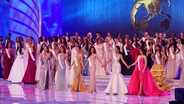 Hoa hậu Nhân ái Thế giới 2017 Đỗ Mỹ Linh: Nếu được làm lại, tôi tin mình sẽ làm tốt hơn-1