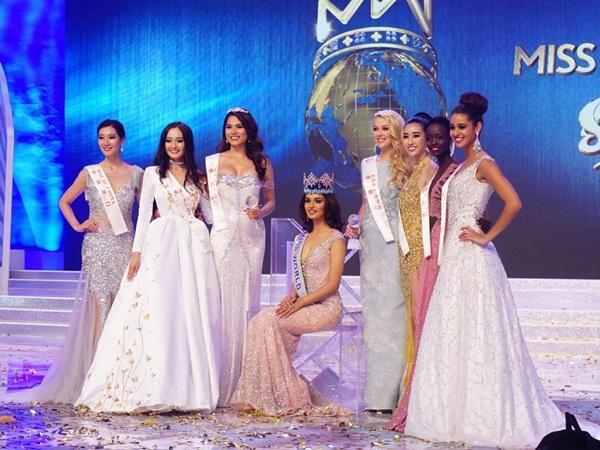 Hoa hậu Nhân ái Thế giới 2017 Đỗ Mỹ Linh: Nếu được làm lại, tôi tin mình sẽ làm tốt hơn-4