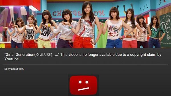 Những MV ca nhạc đạt chục triệu view bất ngờ bị xóa khỏi YouTube khiến người hâm mộ hoang mang-4