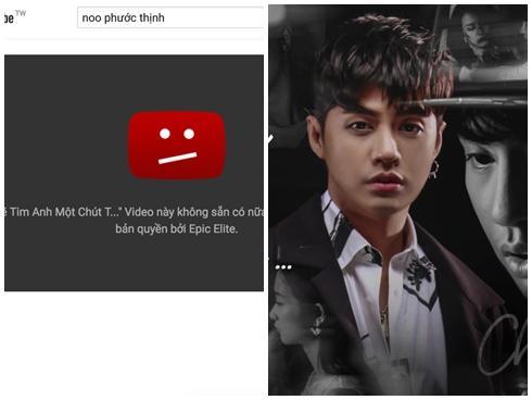 Những MV ca nhạc đạt chục triệu view bất ngờ bị xóa khỏi YouTube khiến người hâm mộ hoang mang