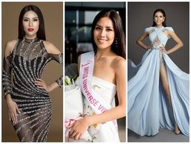 Mang toàn 'đồ cũ' đi thi, liệu Nguyễn Thị Loan có giành thứ hạng cao tại Miss Universe?