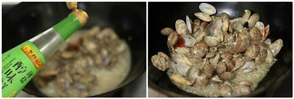 Không cần ra hàng, ở nhà bạn cũng có thể làm nghêu xào tỏi ớt thơm lừng cực ngon-3