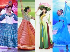 Trang phục truyền thống tuyệt đẹp của dàn mỹ nhân dự thi Miss World 2017