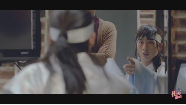 BB Trần để mắt đến người yêu của Hari Won trong tập 3 Thiên Ý-1