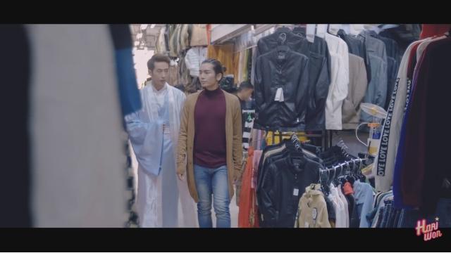 BB Trần để mắt đến người yêu của Hari Won trong tập 3 Thiên Ý-2