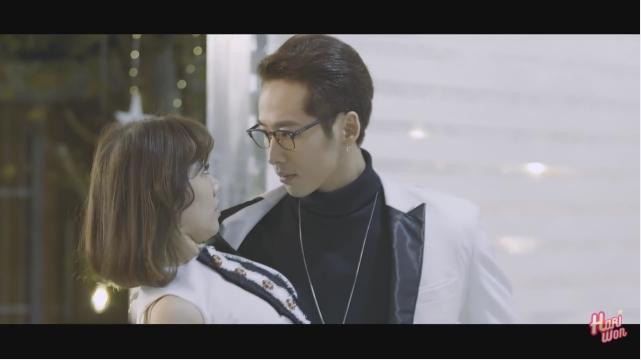 BB Trần để mắt đến người yêu của Hari Won trong tập 3 Thiên Ý-5