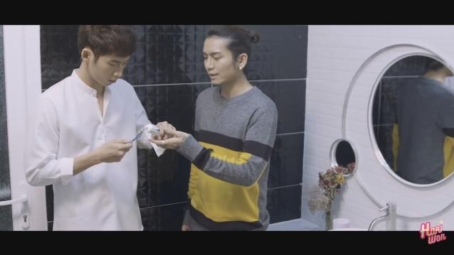 BB Trần để mắt đến người yêu của Hari Won trong tập 3 Thiên Ý-4