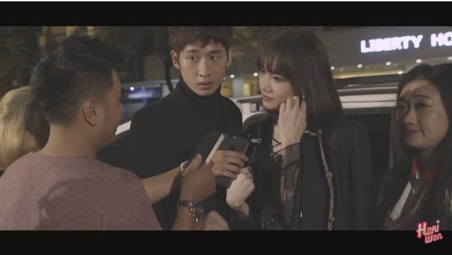 BB Trần để mắt đến người yêu của Hari Won trong tập 3 Thiên Ý-6