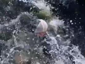 Clip hài: Hà Nội mưa rét, anh em tập chèo thuyền nào!