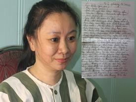 Lá thư xúc động của nữ tử tù đất Cảng trước khi trả án