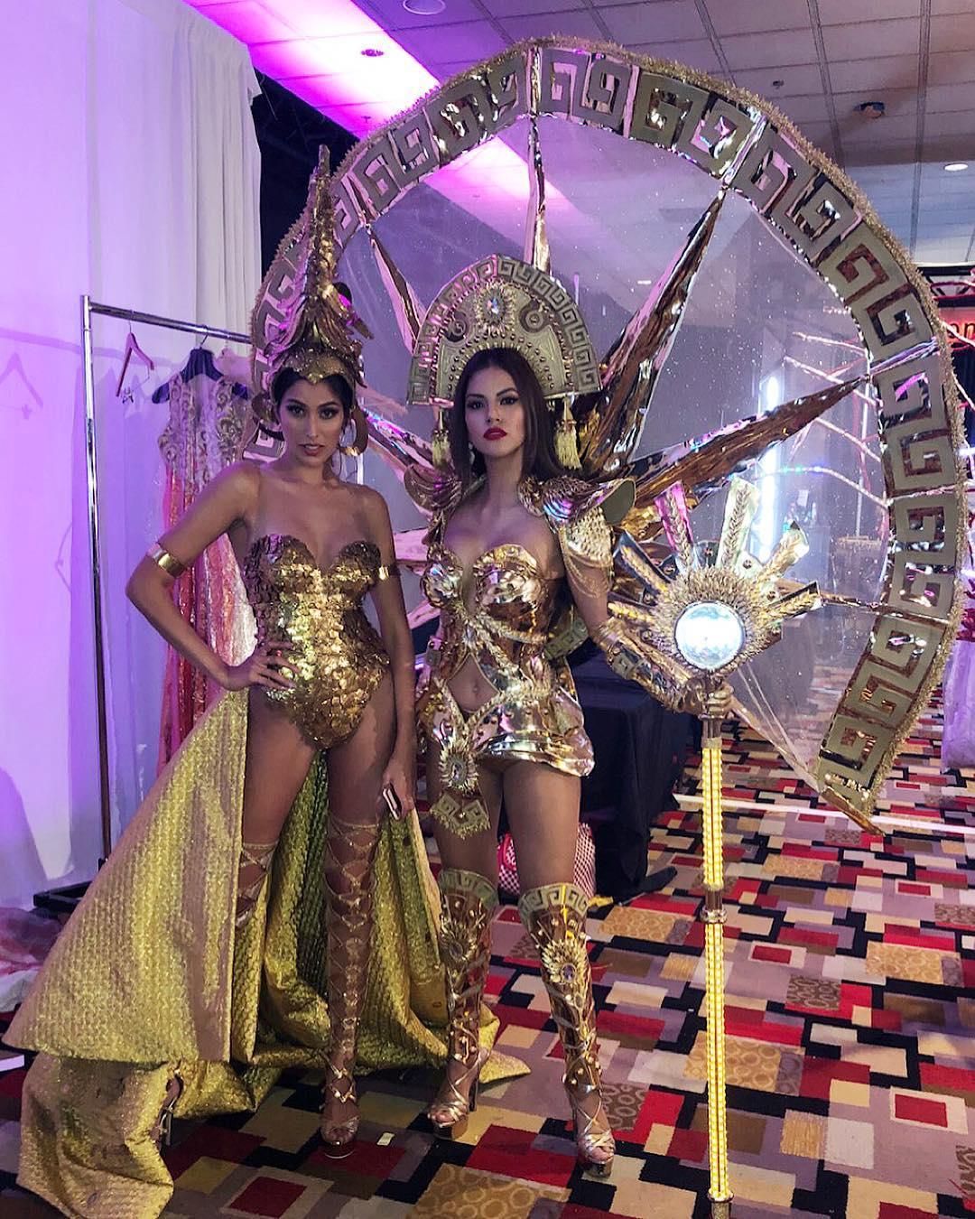 Nguyễn Thị Loan tỏa sáng khi trình diễn quốc phục tại Miss Universe 2017-6