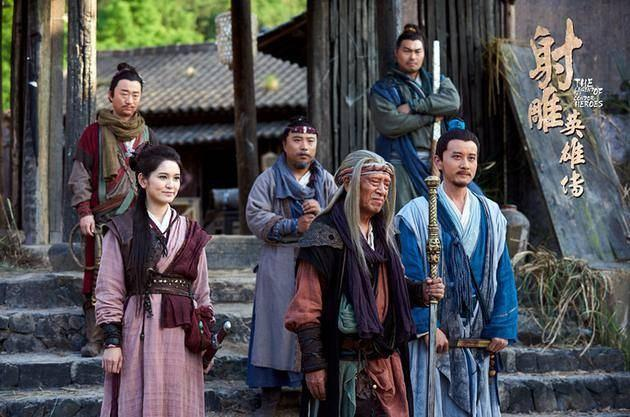Tiểu Long Nữ bị làm nhục xếp cuối BXH cảnh éo le nhất phim Kim Dung-3