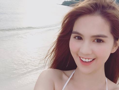 Tin sao Việt: Ngọc Trinh thú nhận thành công tức là 'mạnh mẽ và giỏi chịu đựng'