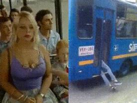 Bàng hoàng với những chuyến xe buýt 'bão táp'