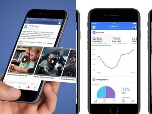 Facebook tạo ứng dụng video riêng, cạnh tranh với YouTube