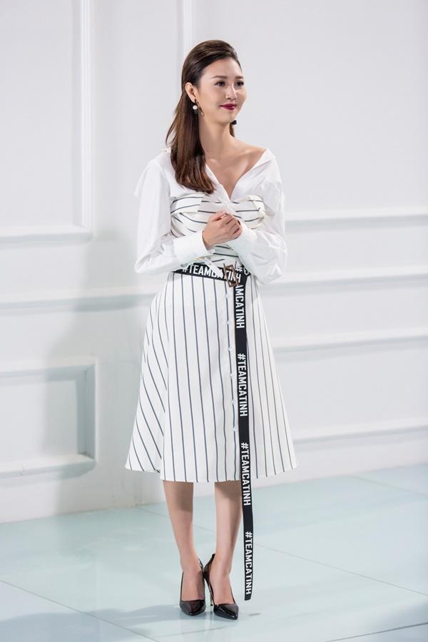 Kỳ Duyên áp đảo khi thắng Phạm Hương trong màn giành thí sinh The Look-3