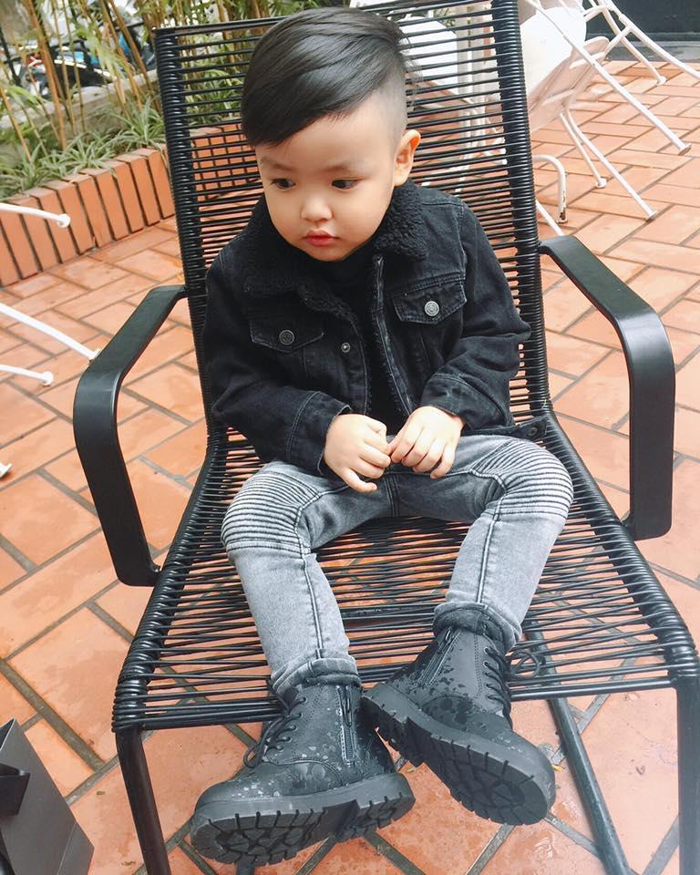 Hot girl - hot boy Việt 20/11: Tâm Tít khoe 1001 biểu cảm siêu yêu của cậu cả-2