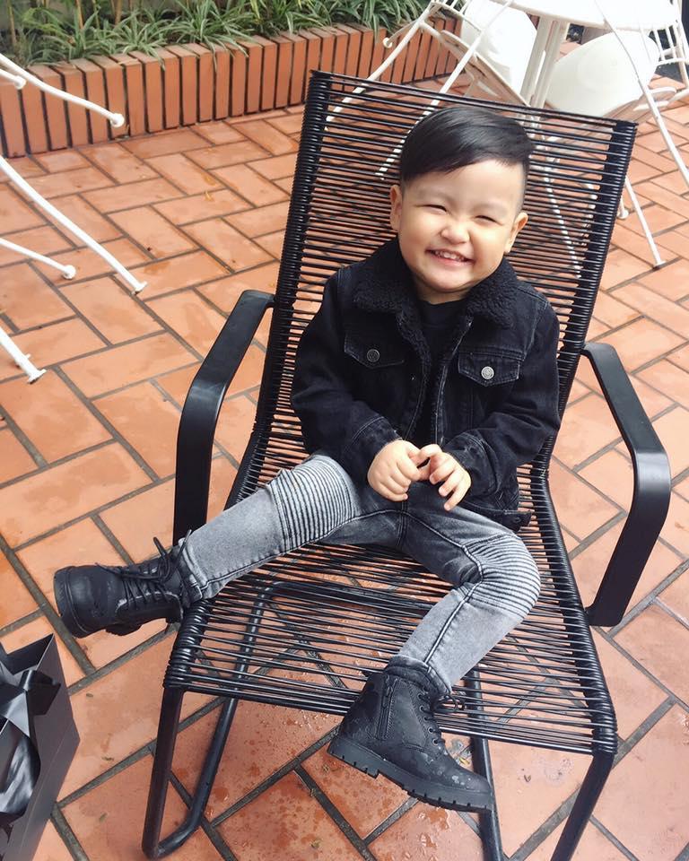 Hot girl - hot boy Việt 20/11: Tâm Tít khoe 1001 biểu cảm siêu yêu của cậu cả-4