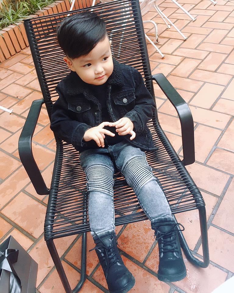 Hot girl - hot boy Việt 20/11: Tâm Tít khoe 1001 biểu cảm siêu yêu của cậu cả-6