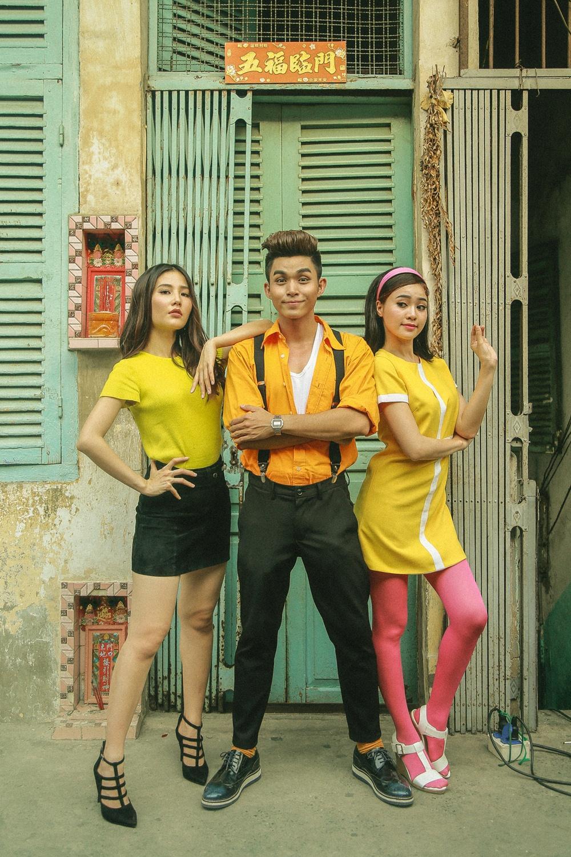 Sau Đông Nhi, đến lượt Jun Phạm tung MV nhạc phim Cô Ba Sài Gòn-2