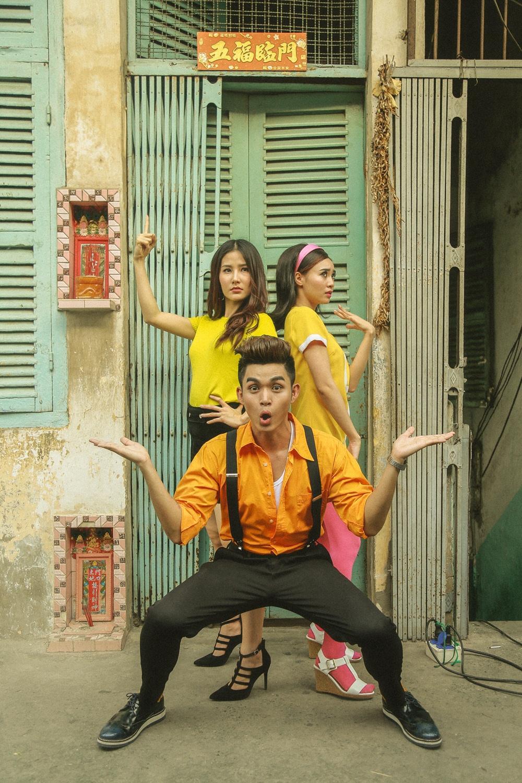 Sau Đông Nhi, đến lượt Jun Phạm tung MV nhạc phim Cô Ba Sài Gòn-3