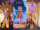 Những màn trình diễn trang phục dân tộc xuất sắc tại Hoa hậu Hoàn vũ Thế giới 2017