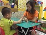 Chuyện chưa kể về nhọc nhằn những giáo viên dạy trẻ tự kỷ