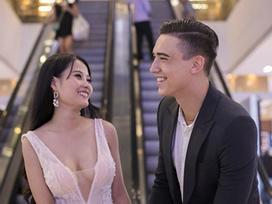 Chụp ảnh kỉ niệm ở thang máy, cặp đôi khiến dân tình 'đứng hình' vì ngoại hình đẹp lung linh