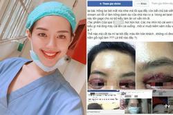Giữa ồn ào cô gái trẻ phẫu thuật hỏng mí, Khánh Linh 'The Face' trấn an chị em