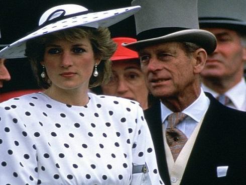 Nổi tiếng là hòa hợp, nhưng ít ai ngờ vợ chồng Nữ hoàng Anh từng 'đối chọi nhau' vì cuộc hôn nhân của Công nương Diana
