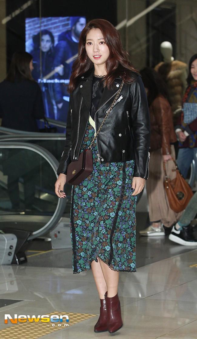Đôi ngả đường tình, Lee Min Ho - Suzy vẫn diện street style ăn ý đẹp bất chấp-5