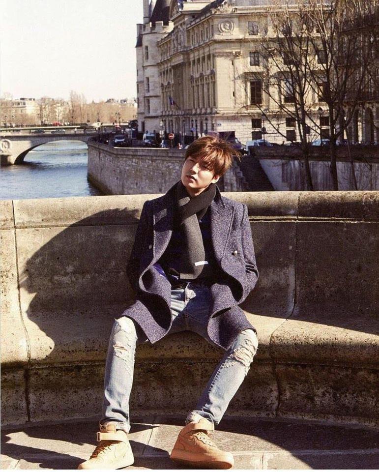 Đôi ngả đường tình, Lee Min Ho - Suzy vẫn diện street style ăn ý đẹp bất chấp-9