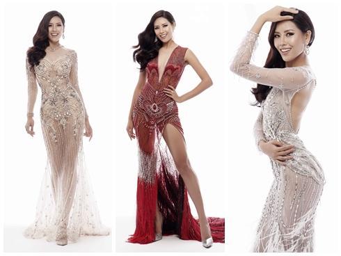 Xem trước loạt trang phục dạ hội của Nguyễn Thị Loan tại Miss Universe 2017