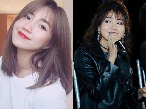 Hot girl Kiều Trinh trổ tài 'hát hay không bằng hay hát' khiến fan xao xuyến
