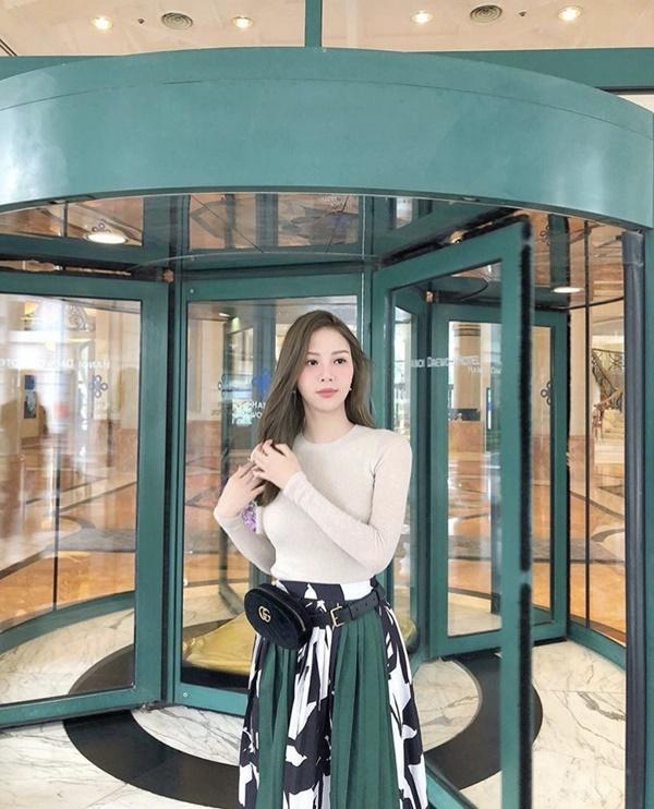 Phong cách gợi cảm của thí sinh lật kèo Phạm Hương để về với đội Kỳ Duyên-1