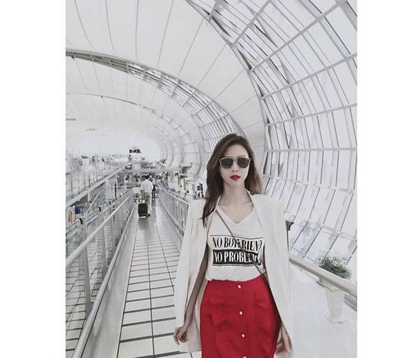 Phong cách gợi cảm của thí sinh lật kèo Phạm Hương để về với đội Kỳ Duyên-4
