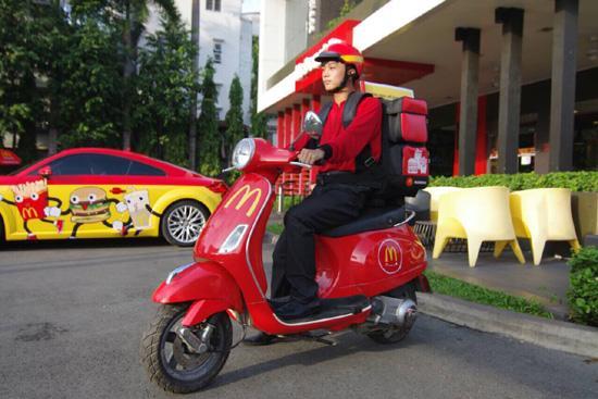 McDonald's Việt Nam ra mắt dịch vụ giao hàng 24/7-1