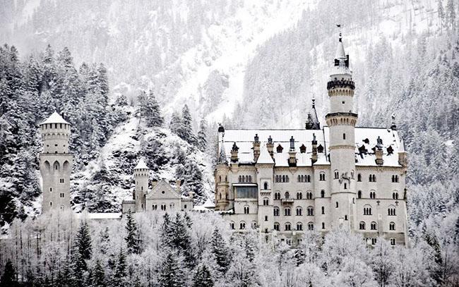 Những địa điểm du lịch đẹp lung linh khi vào mùa đông-10
