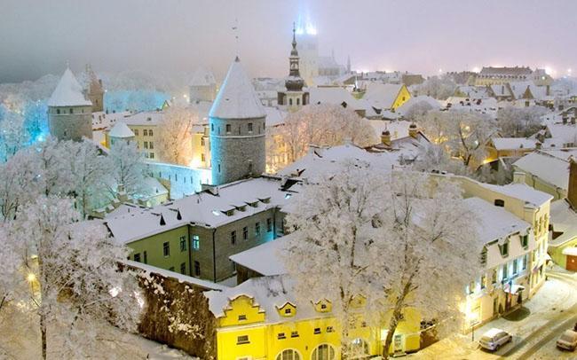 Những địa điểm du lịch đẹp lung linh khi vào mùa đông-2