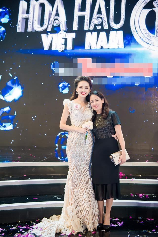 Cảm động trước lời chúc 20/11 của top 10 Hoa hậu Việt Nam 2016 Trần Tố Như dành cho mẹ ruột-1
